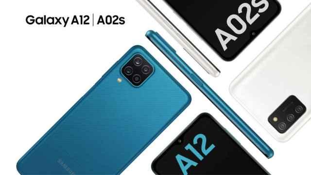 Nuevos Galaxy A12 y A02s: muchisima bateria para los Samsung más sencillos