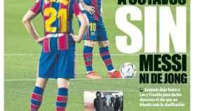 Portada Mundo Deportivo (24/11/20)