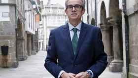 El empresario José Manuel Díaz Barreiros, nuevo presidente de la Confederación de Empresarios de Galicia (CEG).