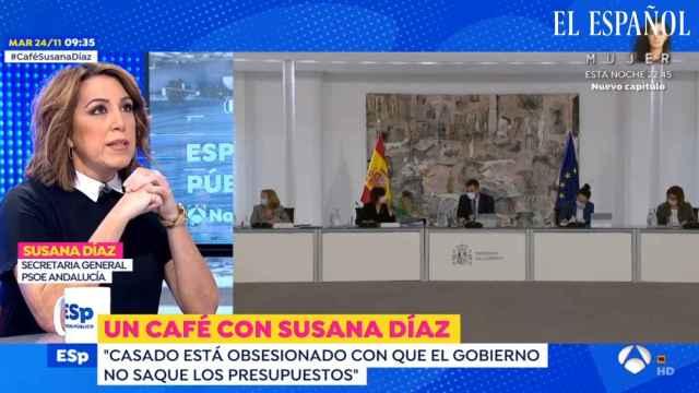 Susana Díaz pide a Bildu pedir perdón por los asesinatos de ETA