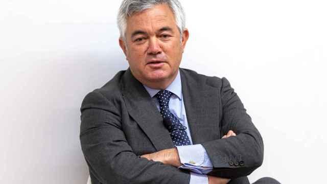 Santiago Satrústegui, presidente de Abante
