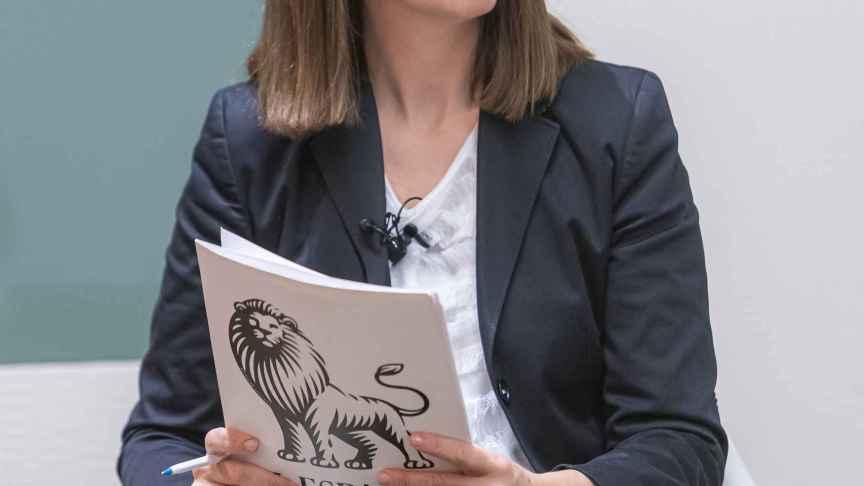 María Vega, corresponsal económica de EL ESPAÑOL y responsable de opinión de Invertia.