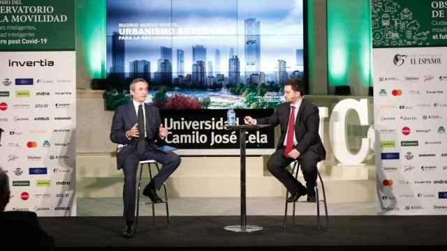 Conversación con Alvaro Aresti, presidente de DCN