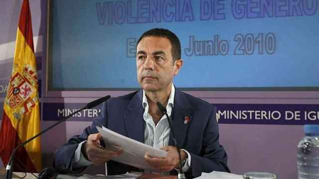 Miguel Lorente, durante su etapa como delegado contra la Violencia de Género.