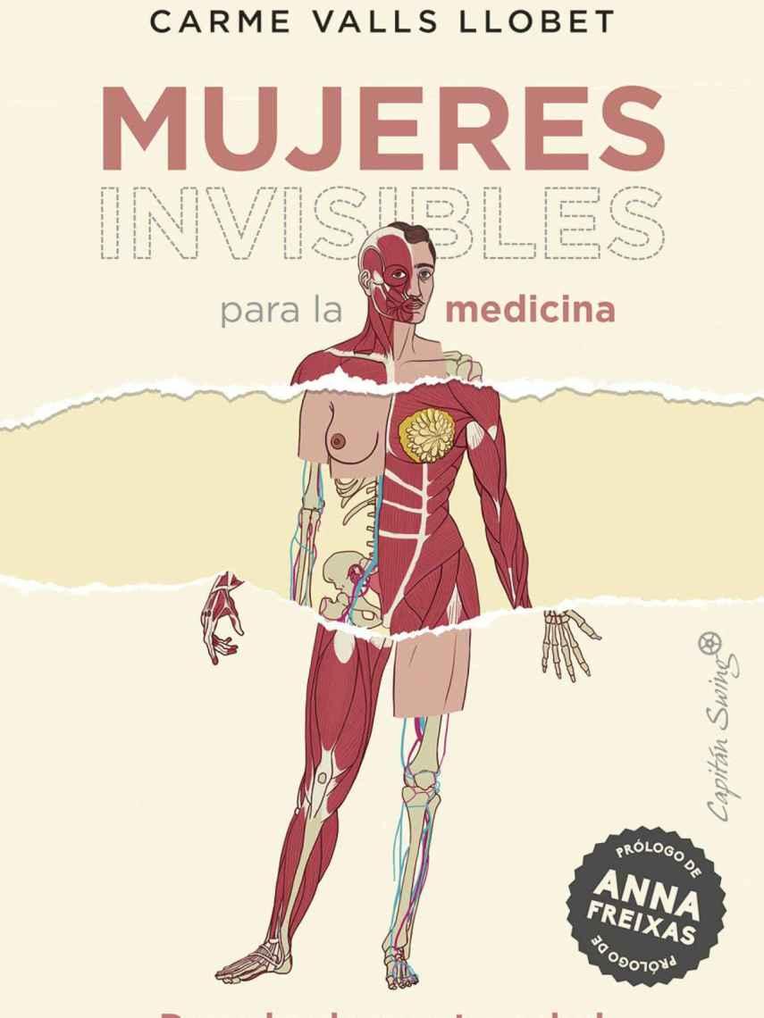 Portada 'Mujeres invisibles para la medicina'.