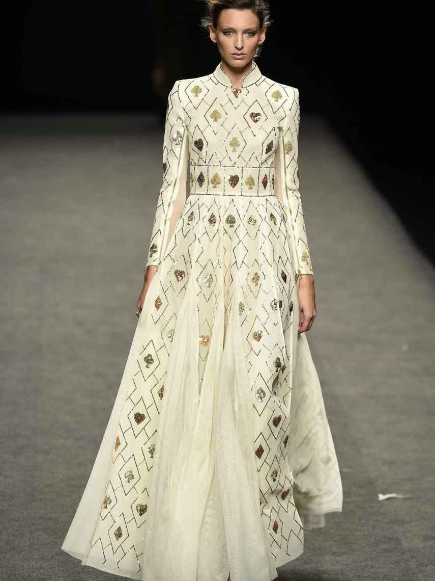 La diseñadora dice haberse inspirado en su colección adulta para elaborar los diseños para las líderes del futuro.