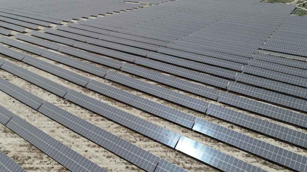 Planta solar de Endesa