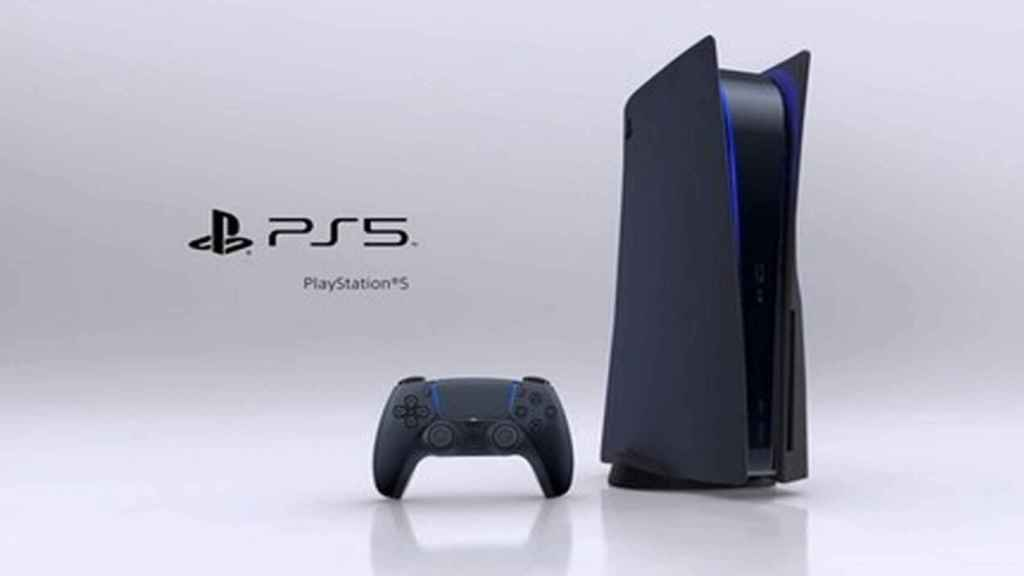 Play Station 5.