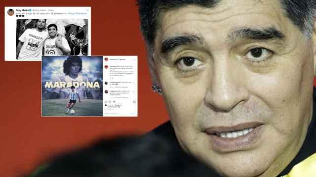 Diego Armando Maradona ha fallecido a los 60 años.