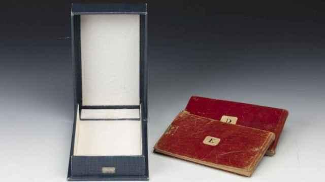 Los manuscritos perdidos de Darwin.
