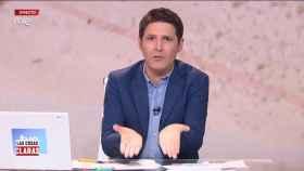 Jesús Cintora en 'Las cosas claras' (RTVE)