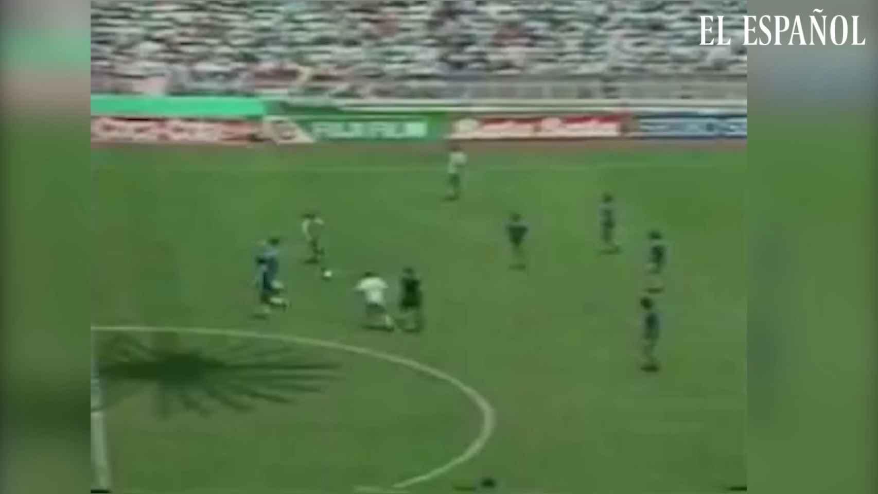 Mejores momentos Maradona