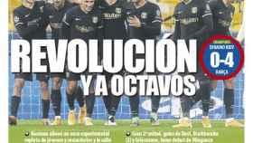 Portada Mundo Deportivo (25/11/20)