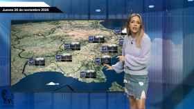 Pronóstico del tiempo en España: la previsión para el jueves 26 de noviembre