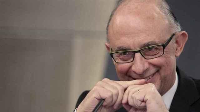 El ex ministro de Hacienda, Cristóbal Montoro.