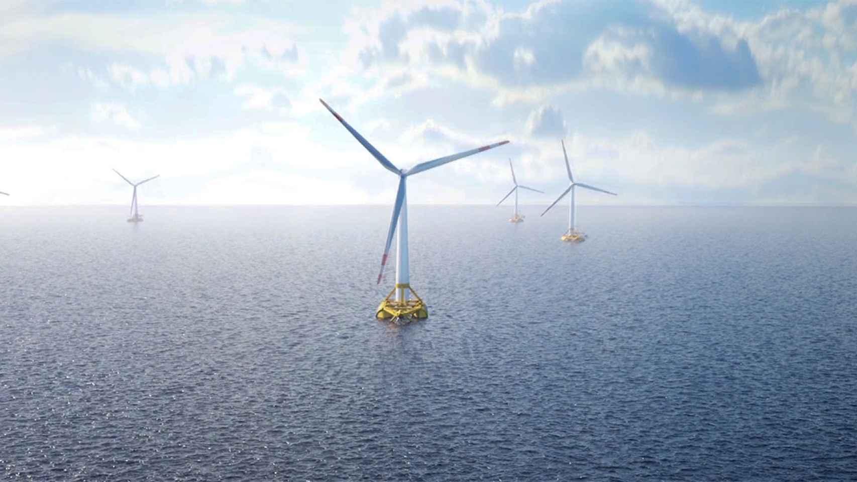 Saitec logra 2,4 millones de la Comisión Europea para acelerar su tecnología eólica marina flotante