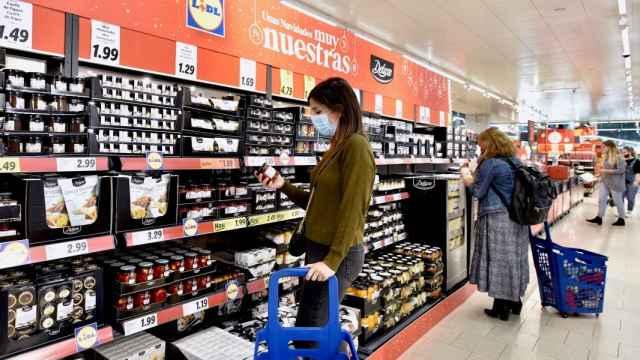 Lidl lanza su menú navideño con productos 'Deluxe' a precios económicos