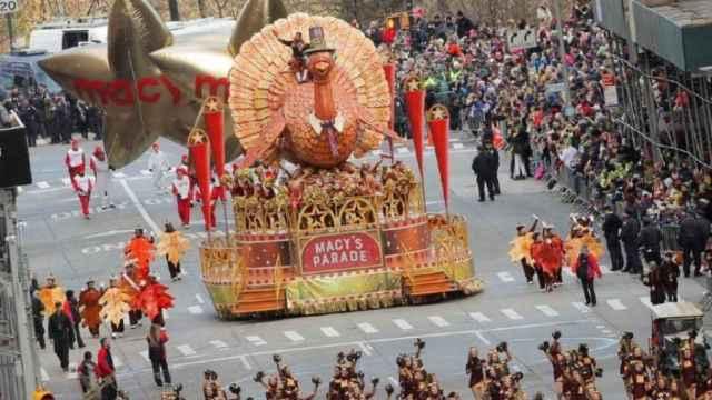 Desfile de Acción de Gracias en Nueva York | Reuters