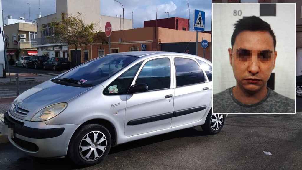 José Luis N. B., nacido en 1988, se encuentra en prisión por intento de secuestro de varias menores.