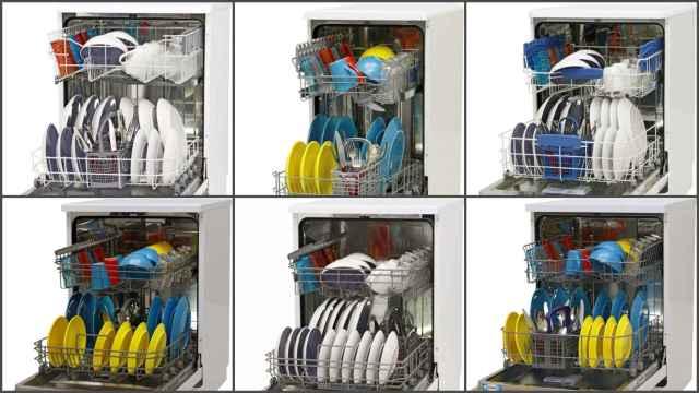Estos son los 12 mejores lavavajillas por menos de 240 euros: el análisis de OCU