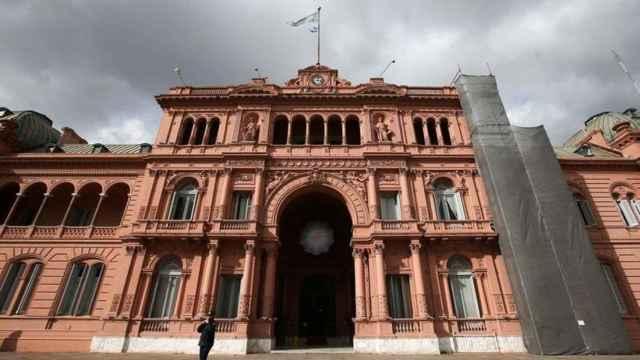 Casa Rosada de Argentina