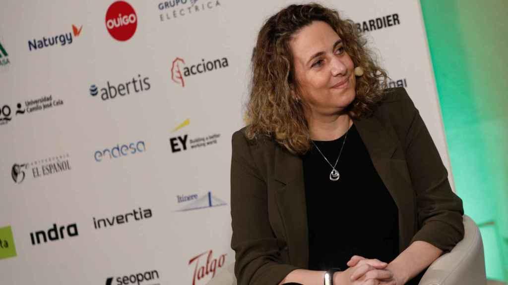 María Muñoz, Global Head of Industry Sectors_ IoT & Big Data en Telefónica Tech.