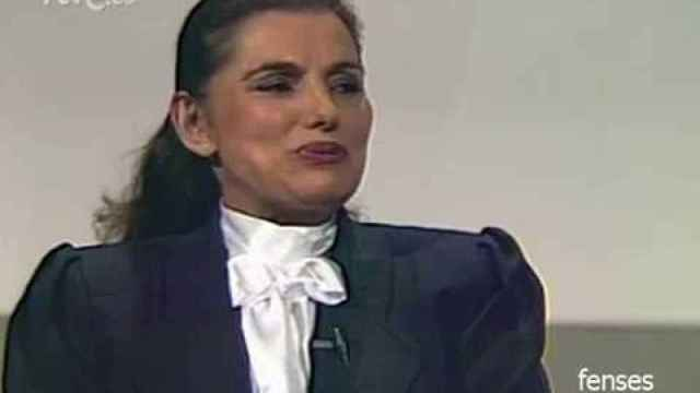 María Teresa Del Carmen Aguado Castillo, la fundadora de Mayte Commodore.