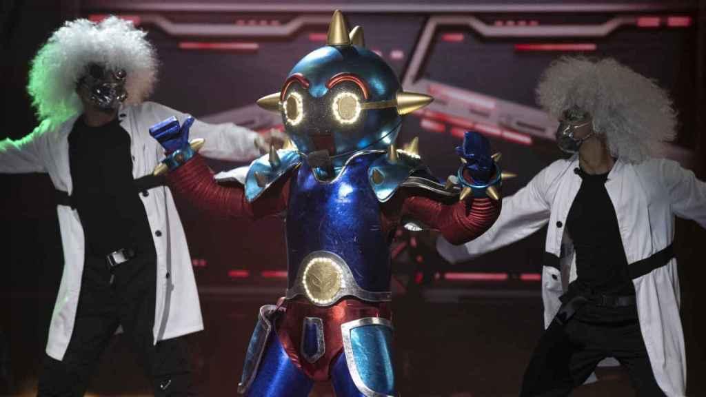 El Robot de 'Mask Singer'