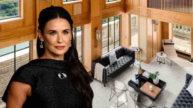 Demi Moore pone a la venta su espectacular ático en Nueva York por 42 millones de euros