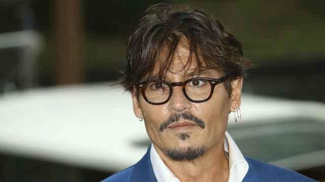 Johnny Depp, en el Festival de Cine de Venecia 2019.