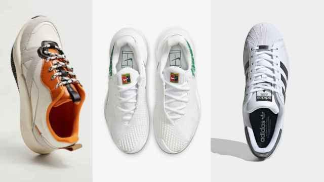 Zapatillas blancas: el calzado más versátil y funcional resurge con fuerza esta temporada