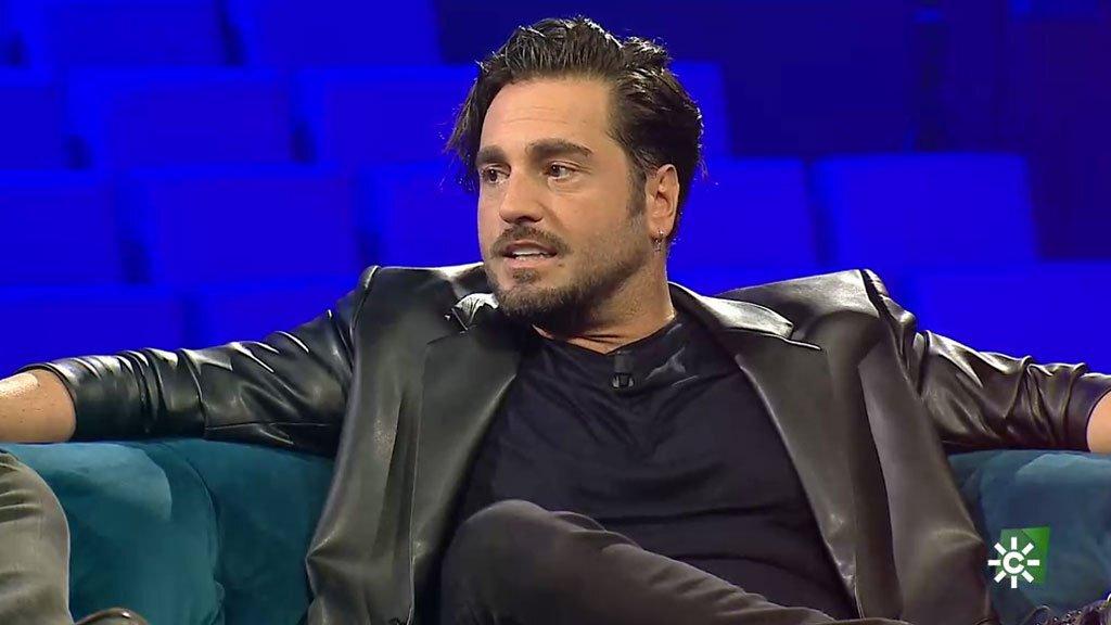 David Bustamante se ha sincerado en 'El Show de Bertín'.