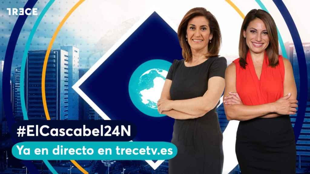 Ana Samboal y Susana Ollero se han puesto al frente del programa.