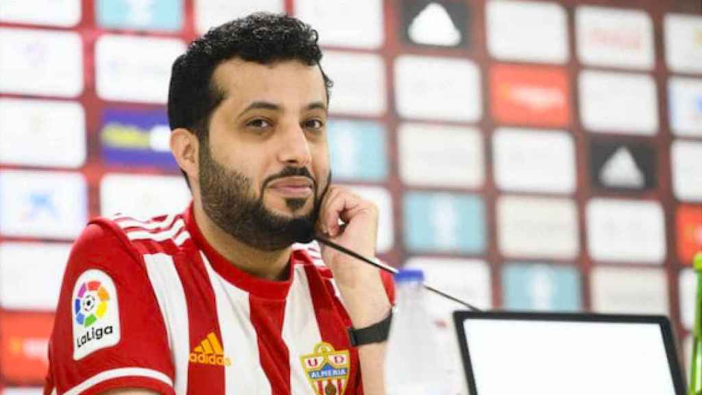 Turki Al-Sheikh, dueño del UD Almería