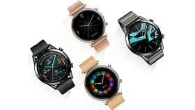 Los Huawei Watch GT 2, GT y GT Sport en oferta desde 69 euros