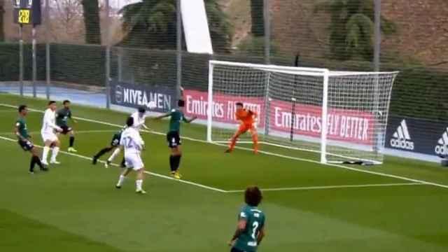 Resumen del Real Madrid Castilla 1-1 Atlético Baleares