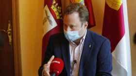 Vicente Casañ, alcalde de Albacete, en una imagen reciente de Europa Press