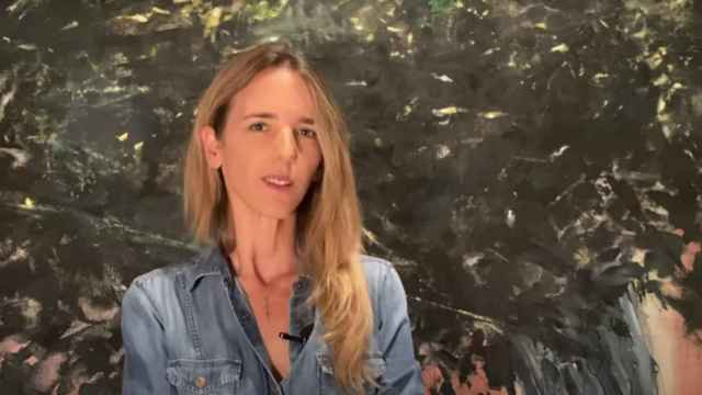 Cayetana Álvarez de Toledo, en su último vídeo en Youtube.