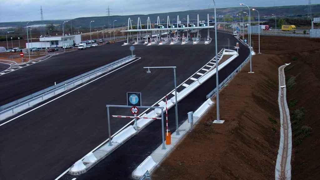 Autopista radial R-4 de Ferrovial y Sacyr.