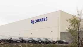 Nuevo centro de distribución de Cofares, en Vicálvaro (Madrid).