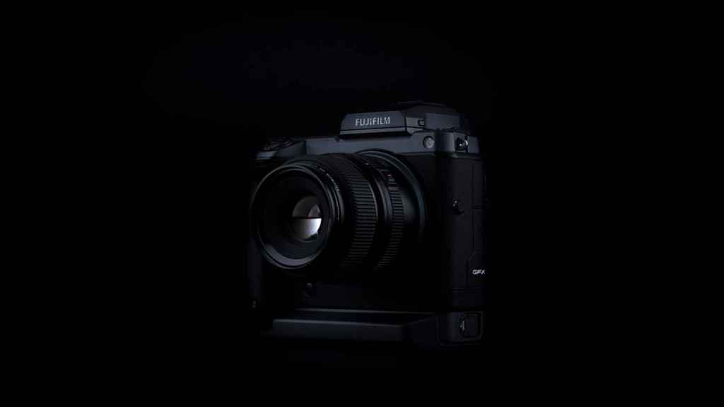 Nueva Fujifilm GFX100 IR