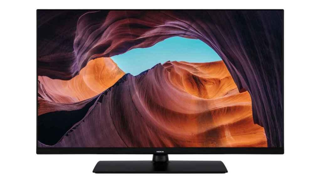 El televisor de Nokia más barato es de 32 pulgadas