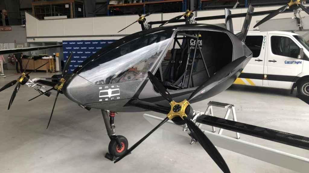 ASML Aero Vertiia