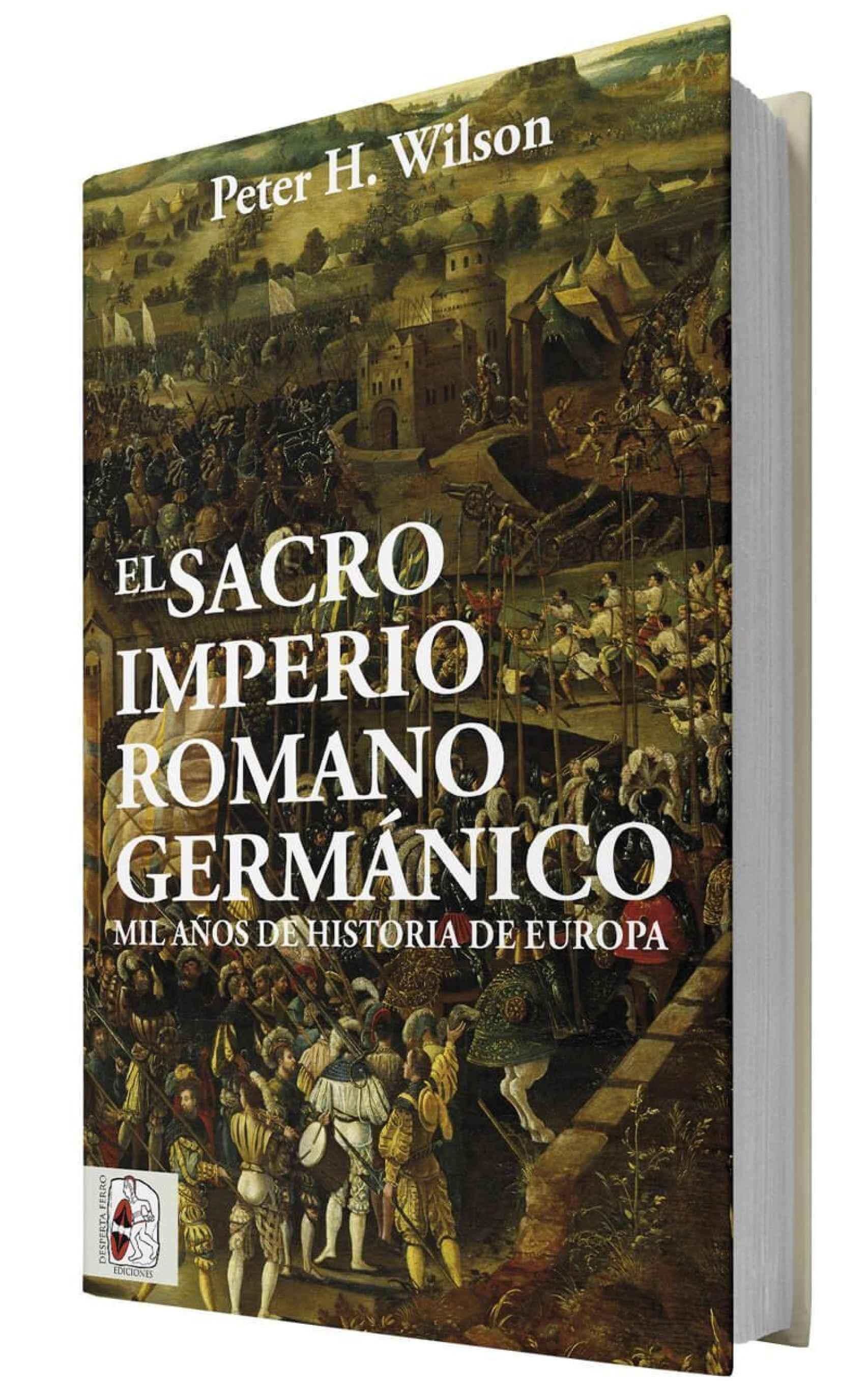 Portada de 'El Sacro Imperio Romano Germánico'.