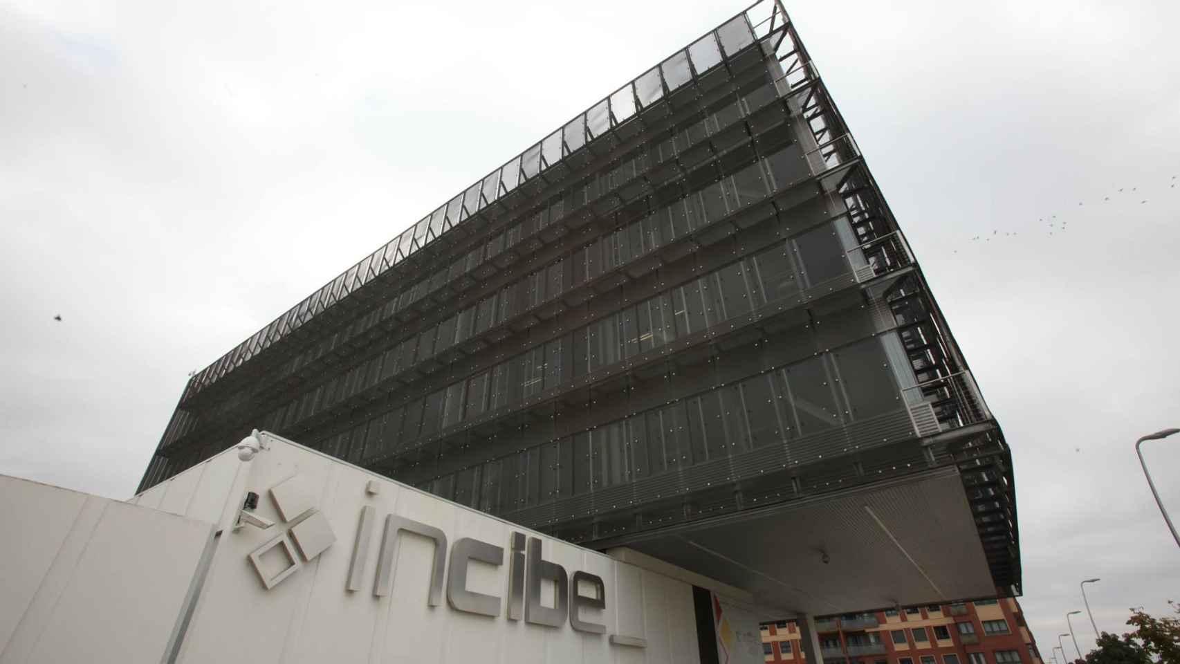 Sede del INCIBE en León.