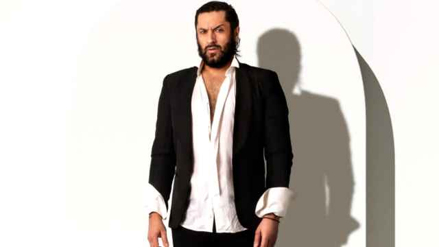 El bailaor Rafael Amargo en una fotografía promocional de su nueva obra, 'Yerma'.