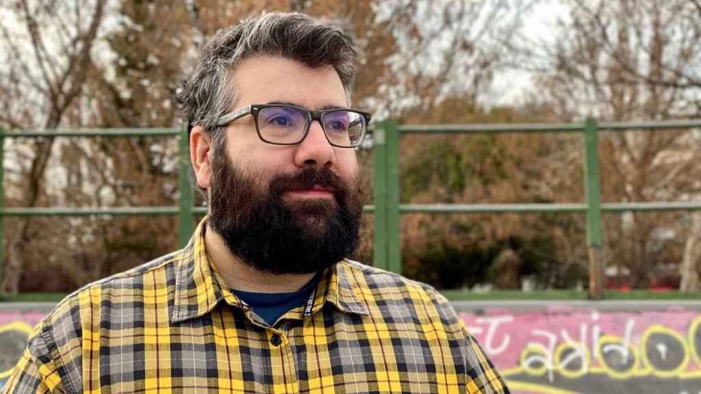 Alex Barredo, podcaster de mixx.io.