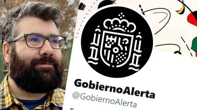Alex Barredo y el perfil de GobiernoAlerta