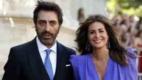 Juan del Val y Nuria Roca acapararon todas las miradas el año pasado en la boda de Pilar Rubio y Sergio Ramos.