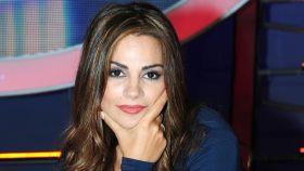 Silvia Pantoja, en la presentación de 'Tu cara me suena' 2011.